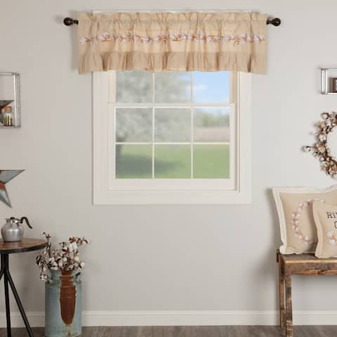 Ashmont Cotton Valance