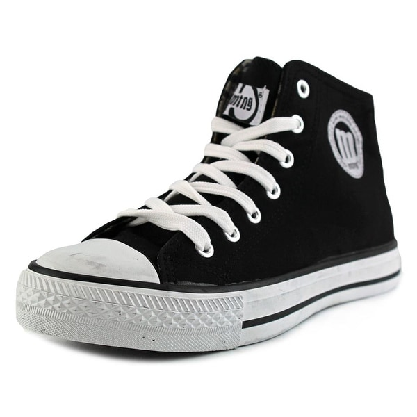 MTNG 13992 Women Leather Black Fashion Sneakers