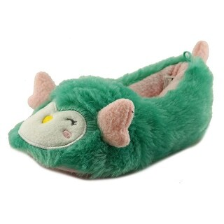 Carter's May-S Toddler Round Toe Synthetic Green Slipper (Option: 7)