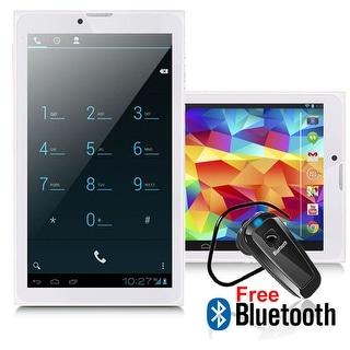 Indigi® 3G Unlocked Android 4.4 Smartphone + TabletPC WiFi + Bluetooth Sync + Dual SIM w/ Bluetooth included