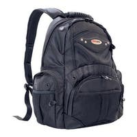 """Mobile Edge Men's Deluxe Backpack- 14.1""""PC/15""""Mac Black - US Men's One Size (Size None)"""