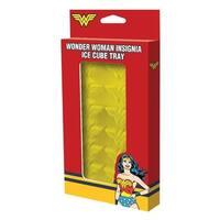 DC Comics Wonder Woman Logo Flexible Ice Cube Tray - Multi