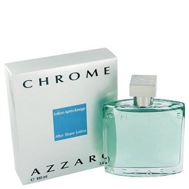 Chrome by Azzaro After Shave 3.4 oz - Men
