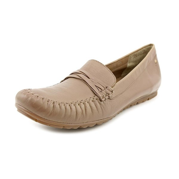 Rose Petals by Walking Cradles Esther W Moc Toe Leather Loafer