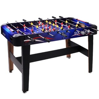 Gymax Foosball Table Arcade Game Soccer Kids Christmas Gift