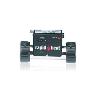 Jacuzzi S750 RapidHeat Inline Heater for Whirlpool Tubs