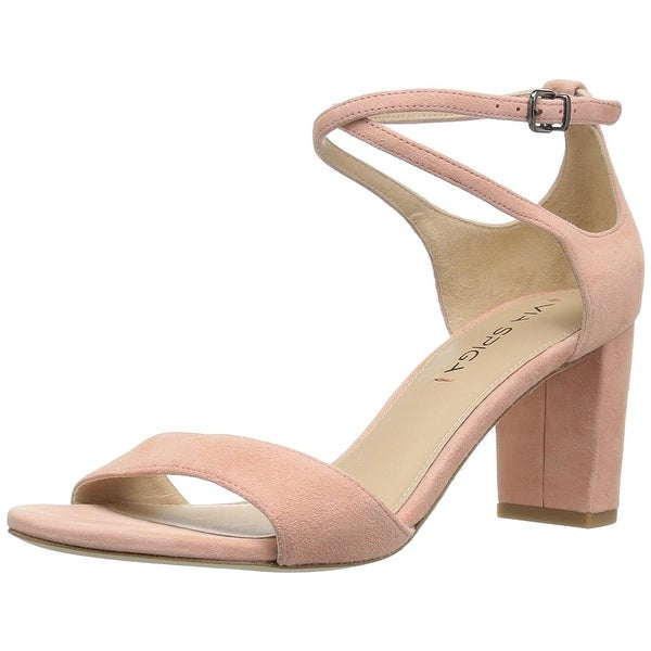 Via Spiga Womens Wendi Open Toe Casual Ankle Strap Sandals