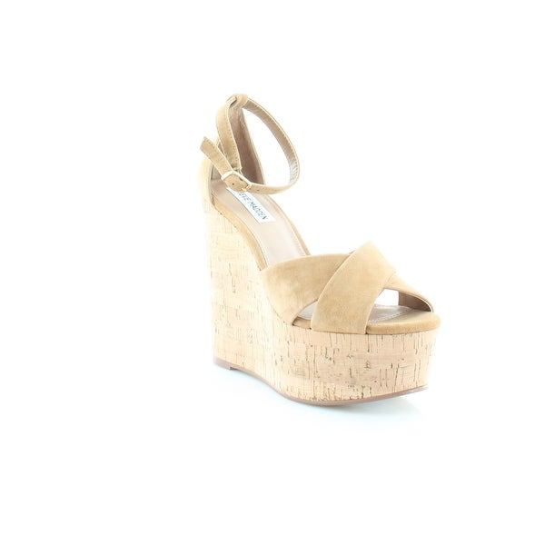 Steve Madden Striking Women's Sandals Cognac