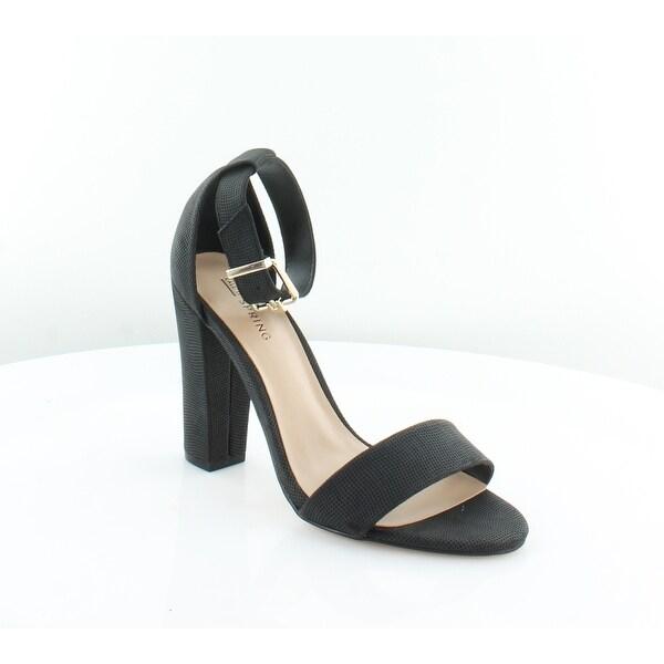 Call It Spring Arther Women's Heels Black