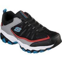 2c2ec5dfa087 Shop Skechers Men's After Burn M. Fit Slip-On Walking Shoe Gray ...