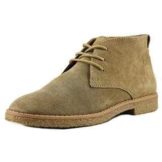 Tommy Hilfiger Zakry Round Toe Suede Chukka Boot