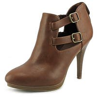 Style & Co. Womens Saraah Closed Toe Ankle Fashion Boots