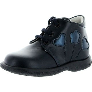 Elefantino Girls 4104 Little Walker Booties