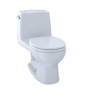Toto MS853113  Ultimate One Piece Round 1.6 GPF Toilet with G-Max Flush System - Seat Included