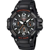 """Casio MCW100H-1AV Casio MCW100H-1AV Wrist Watch - Sports Chronograph - Analog - Quartz"""