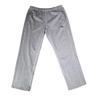The North Face NEW Heather Gray Mens Size XL Pull-On Drawstring Pants