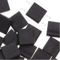 Miyuki Tila 2 Hole Square Beads Matte Black 7.2Gr - Thumbnail 0