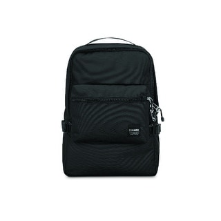 Pacsafe Slingsafe LX350 - Black Anti-theft 2-in-1 Compact Backpack