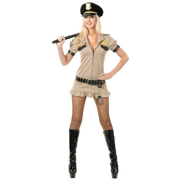Sexy California Sheriff Costume