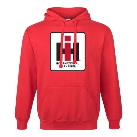 International Harvester Logo - Men's Pullover Hoodie