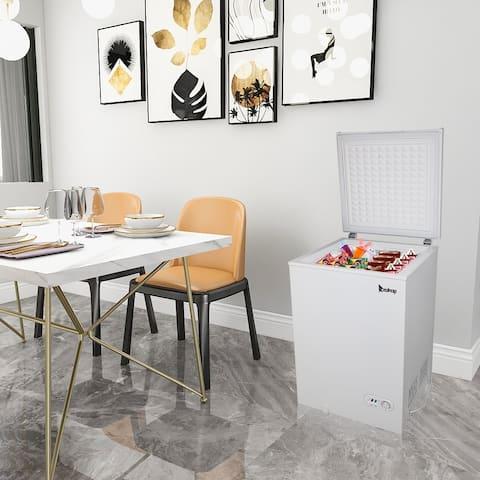 Single Door Chest Freezer LPG 110V 12V Freezer 5 cu.ft