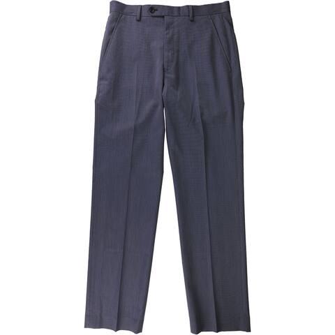 Alfani Mens Traveler Dress Pants Slacks