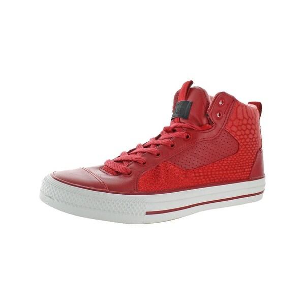 58ba7737eb12 Converse Mens Chuck Taylor Asylum Mid Skate Shoes Mid Fashion - 10 medium  (d)