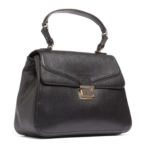 Moschino JC4146 0000 Black Satchel/Shoulder Bag - 13.5-11-5