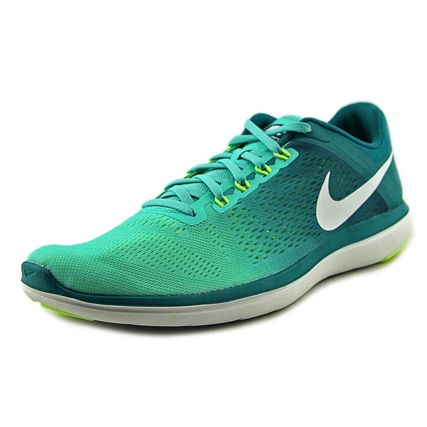 0e090ae9119e Shop Nike Flex 2016 RN Men Round Toe Synthetic Running Shoe - Free Shipping  Today - Overstock - 13747777