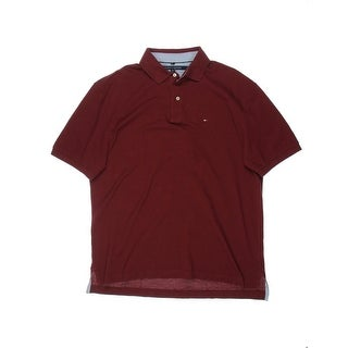 Tommy Hilfiger Mens Pique Classic Fit Polo