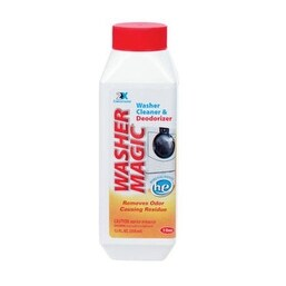 Washer Magic WM0612N Washing Machine Cleaner, 12 Oz.