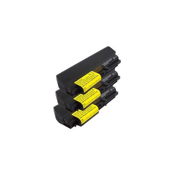 Replacement Battery 4400mAh For Lenovo 41U3198 / 41U3198 / 42T5265 Models 3 Pack