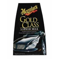 Meguiar's G-7016 Gold Class Car Wax Liquid, 16 Oz