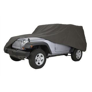 "Classic Accessories Polypro 3 Jeep Wrangler Cover 161""Lx65""W - 10-020-251001-00"