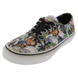 Vans Authentic Skate Shoes Toy Story Print Low Top