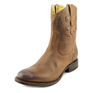 Justin Boots MSL105   Round Toe Leather  Western Boot
