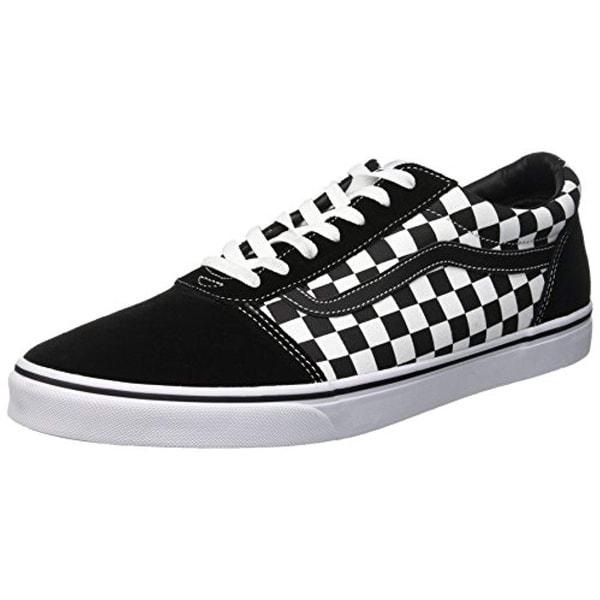08bee3c5c81 Shop Vans Men  S Ward Canvas Low-Top Sneakers