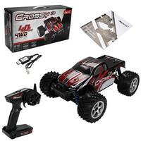 Costway 1:18 2.4G High Speed RC Car Radio Remote Control Off Road Vehicle Racing RTR New