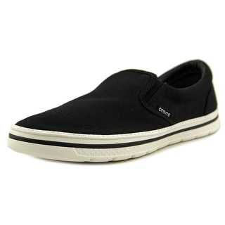 Crocs Norlin Round Toe Canvas Loafer