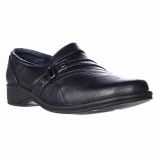 Easy Street Giver Comfort Loafer Flats, Navy