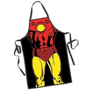 Marvel Iron Man Be The Hero Apron
