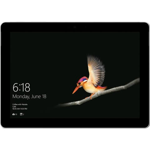 Microsoft Surface Go 128GB JTS-00001 Tablet PC w/ Windows 10 Pro & Intel HD Graphics 615