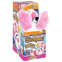 Stomp LG Puppy Slipper
