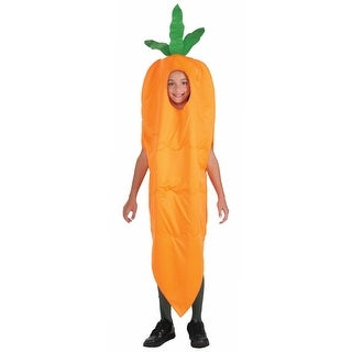 Child Carrot Costume