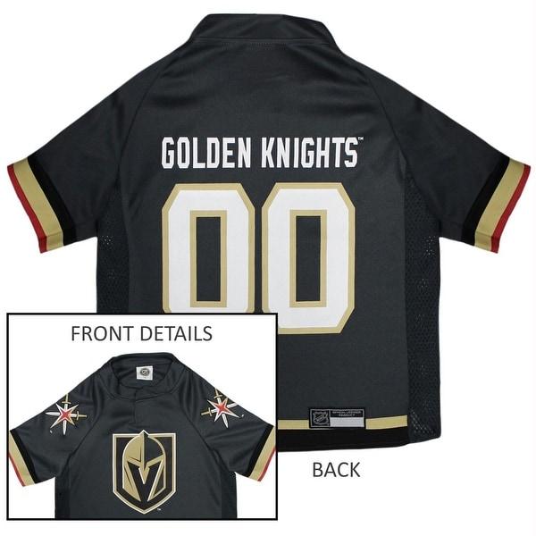 Vegas Golden Knights Pet Jersey - Medium