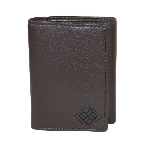Columbia Men's RFID Protected Basic Trifold Wallet - One size