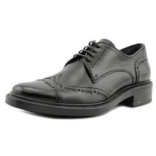 Barracuda BW114 Round Toe Leather Oxford
