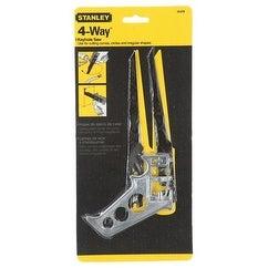 """Stanley 15-275 4-Way Keyhole Saw, 7"""""""