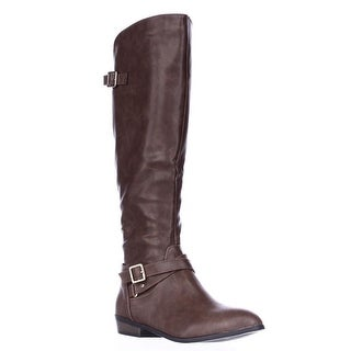MG35 Capri Riding Boots, Cognac