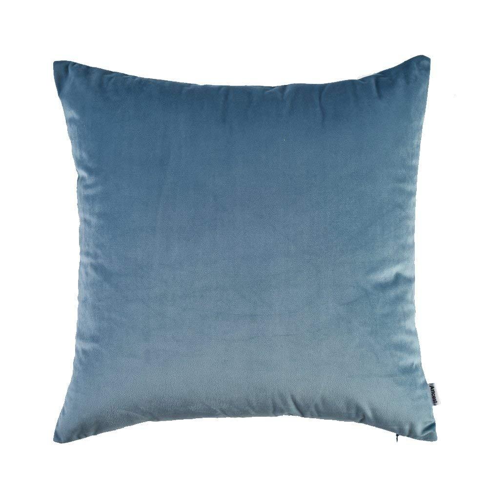 Turquoise throw pillows Colorful aqua